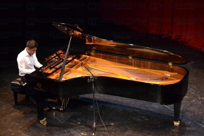 Alumnos de piano