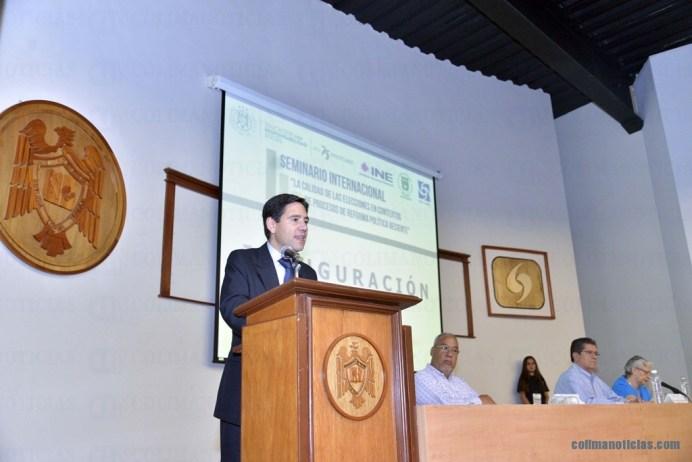 Seminario sobre calidad de las elecciones_Salvador Romero Ballivián