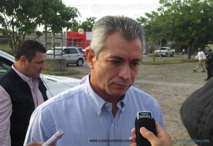 mario anguiano moreno 19 feb - 'No me escondo', dice Mario Anguiano; reconoce haber solicitado amparo de la justicia federal