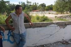 Octavio Lozano Ochoa, es dueño del taller Clutch y Frenos Haro