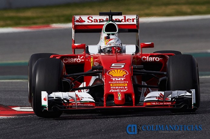 0340.FEBRERO.2016_F1_Ensayos Ferrari