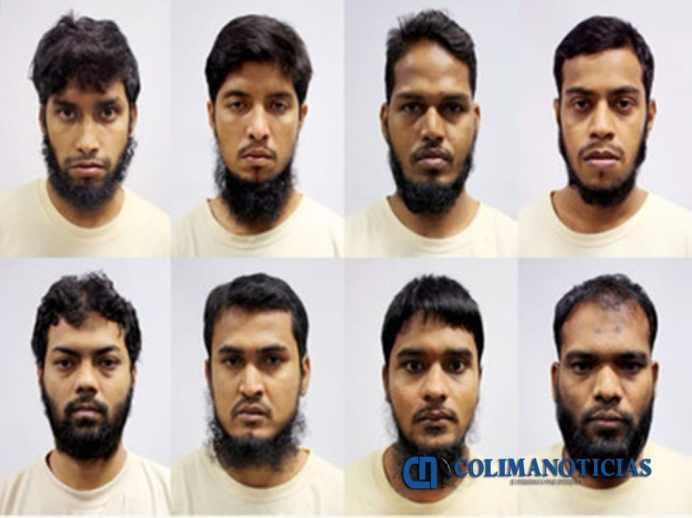 Detienen a ocho presuntos terroristas en Singapur