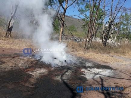 Incinera PGR Colima más de 450 kilos de cocaína (1)