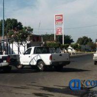 Reportan dos heridos durante balacera en Tecomán