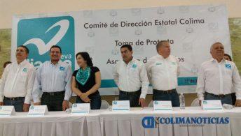 Toma protesta Javier Pinto como presidente de Nueva Alianza5