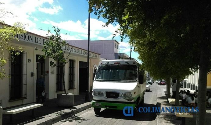 ruta autobus centro