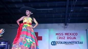 Miss México Cruz Roja Armería