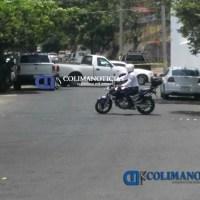 Fallece motociclista durante balacera en Las Amarillas