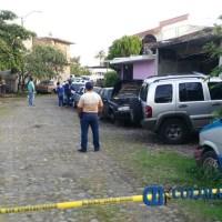 Lo ejecutaron dentro de un taller mecánico en la colonia La Virgencita en Colima, esta tarde