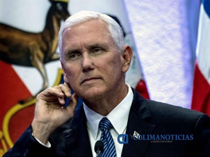 Cualquier intervención en Venezuela será consensuada con Latinoamérica: Mike Pence