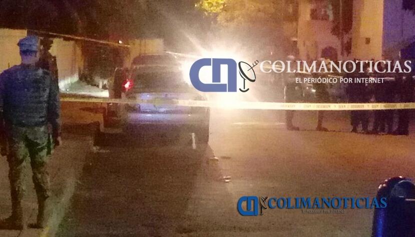 Asesinan a director de la Comisión de Agua de Manzanillo
