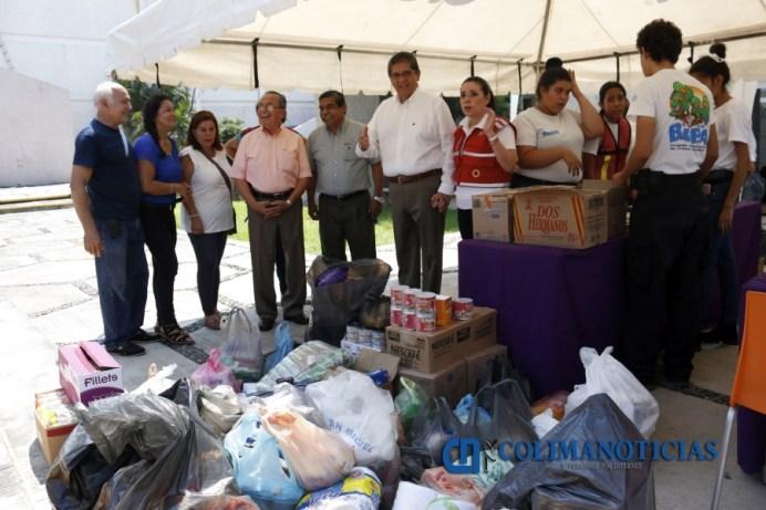 Se amplía plazo para enviar víveres a damnificados por sismo_d