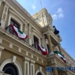 palacio de gobierno mes patrio