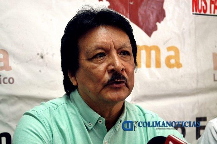 sergio jimenez bojado 696x463 - Gricelda Valencia engañó a militantes de Morena para que respaldaran a Fuerza Social: Jiménez Bojado - #Noticias