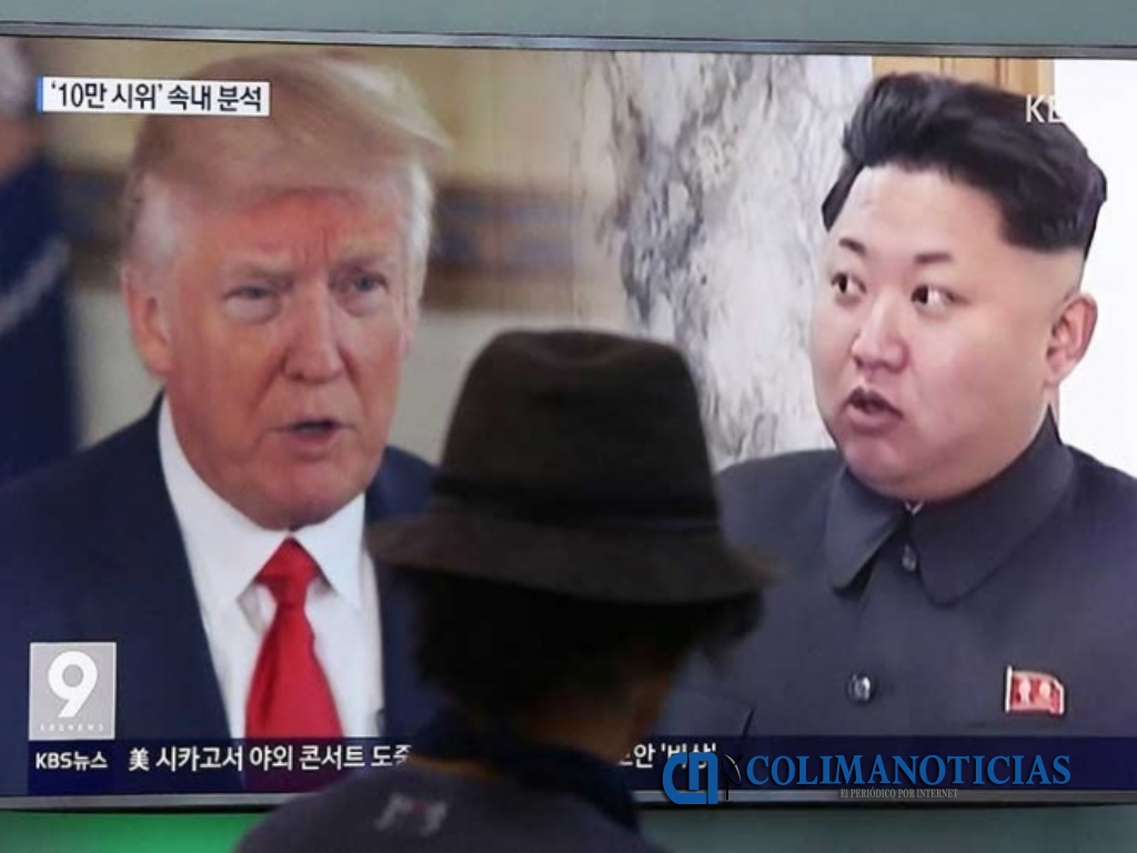 Corea del Sur lanza misiles como advertencia a Corea del Norte