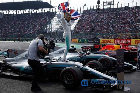 0553.OCTUBRE2017_F1 GP México_Lewis Hamilton