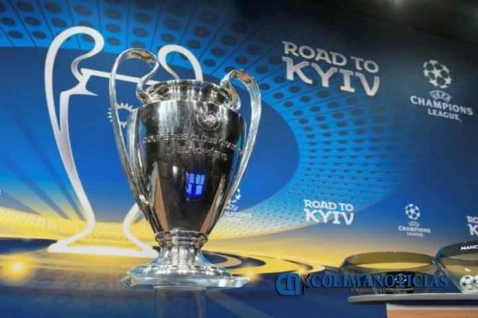 0297.DICIEMBRE2017_UEFA CHAMPIONS LEAGUE_Sorteo 8avos. de Final