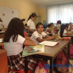 salon de clases alumnos