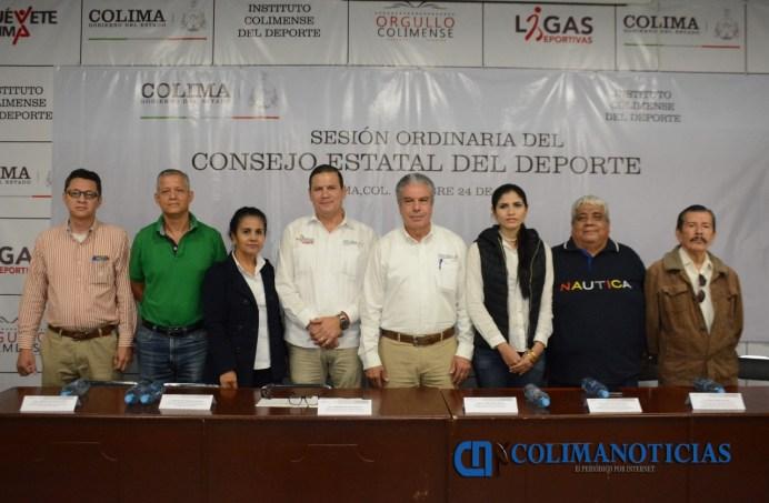 Eligen a integrantes del Consejo Estatal del Deporte
