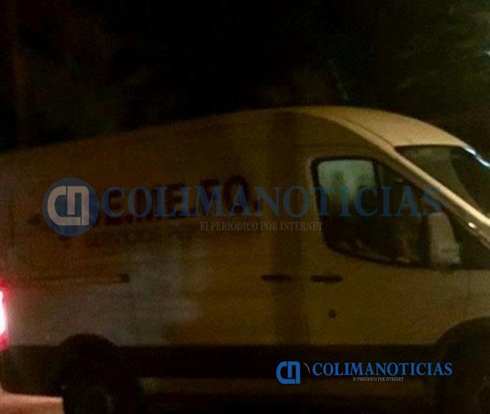 semefo noche 696x589 - A balazos matan a un hombre en la colonia Burócratas Municipales