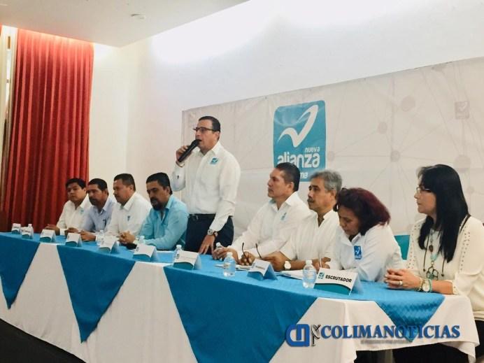 Eligen a Javier Pinto como Presidente del Comité de Dirección Estatal de Panal
