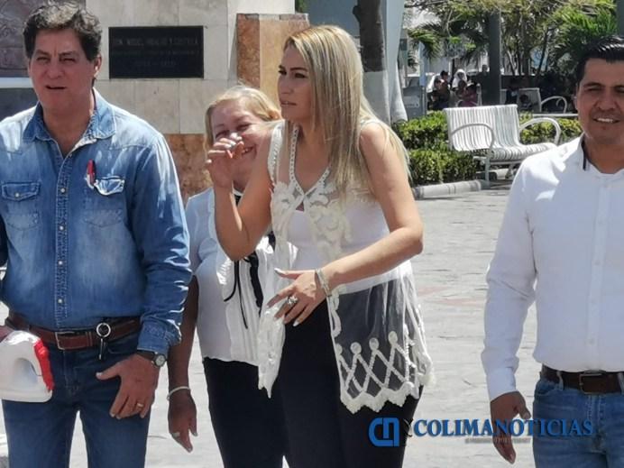 ADMINISTRACION DE PUERTAS CERRADAS LA DE ELIAS LOZANO CALIFICAN REGIDORES