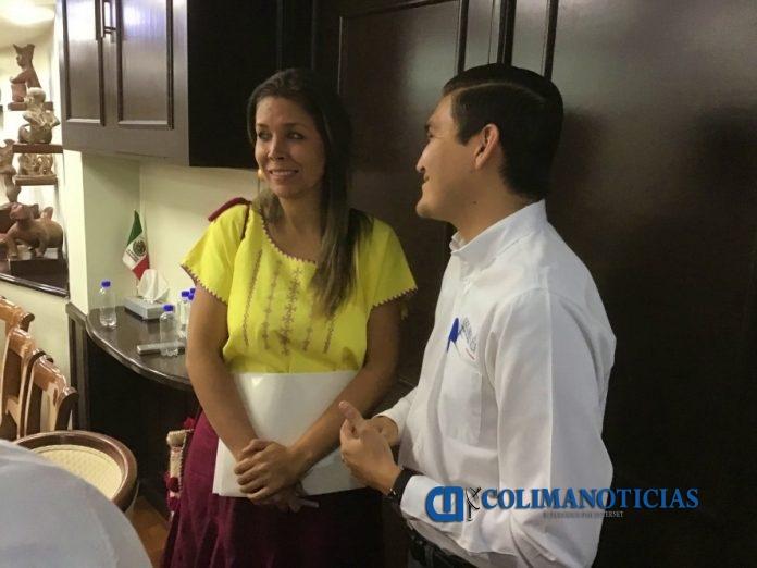 María Luisa del Carmen Íñiguez 696x522 - Colima y Jalisco acuerdan realizar ruta turística en zona norte y costera