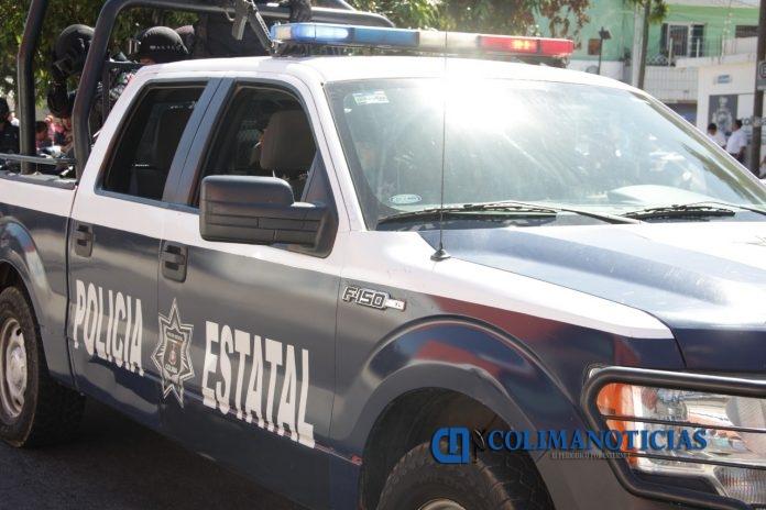 SSP policia estatal 696x464 - Lo ejecutaron a bordo de su camioneta en Coquimatlán
