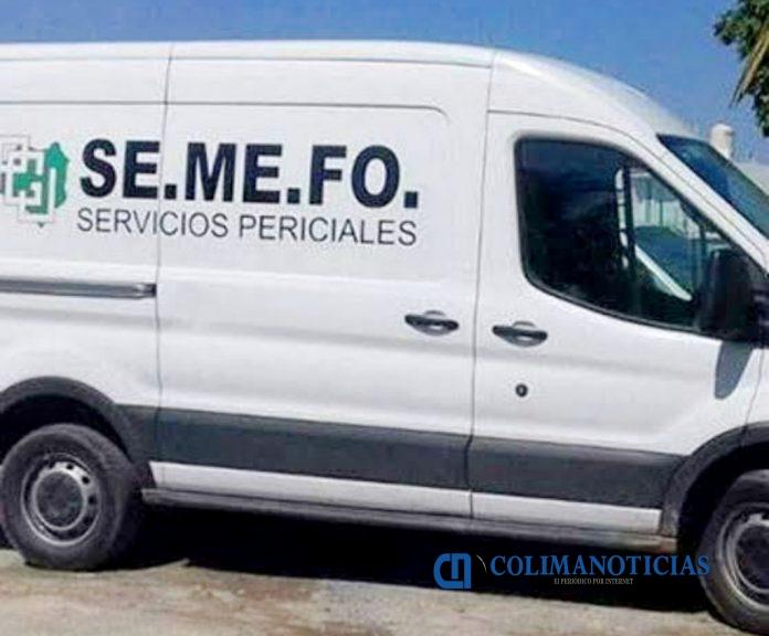 Semefo 696x576 - Hallan cadáver a la altura de El Chavarín, en la carretera Manzanillo-Cihuatlán