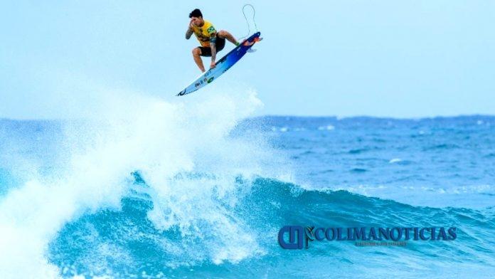 Surfing 696x392 - Manzanillo será sede del Surf en la Olimpiada Nacional 2019