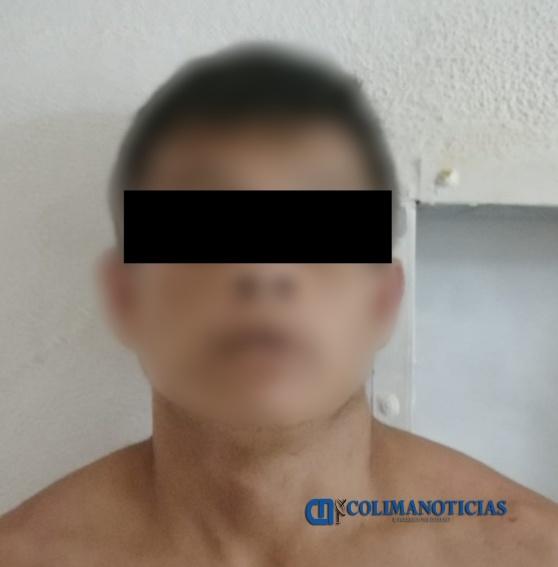 detenido robando cable - Policía municipal de La Villa detiene a persona robándose cableado en Tabachines