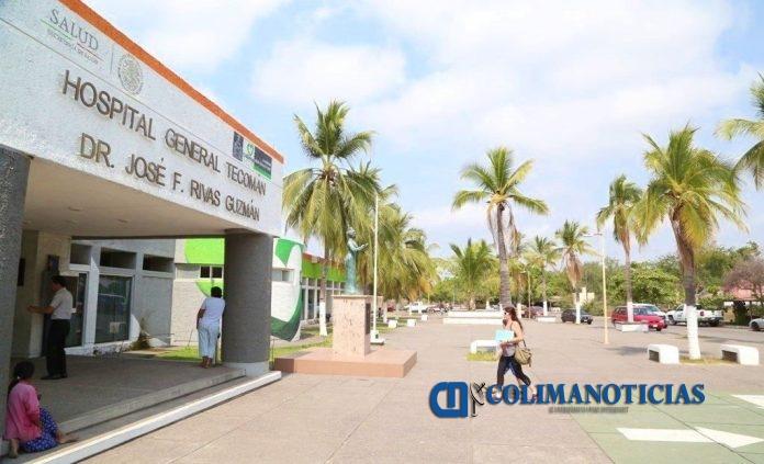 hospital general tecoman 696x423 - Tecomán: hombre es acuchillado por su pareja por… no dejar de hablar por celular