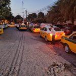 taxistas se manifiestan 150x150 - Taxistas exigen justicia tras detención de ladrón; habría asaltado a 20 choferes