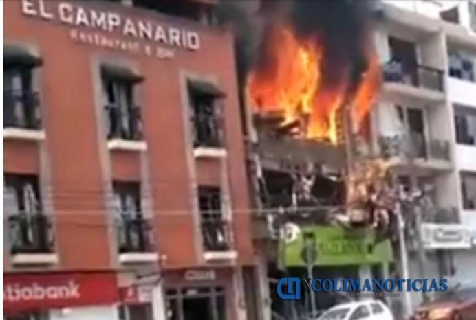 Dos personas muertas y al menos veinte lesionados tras explosión en Tepatitlán