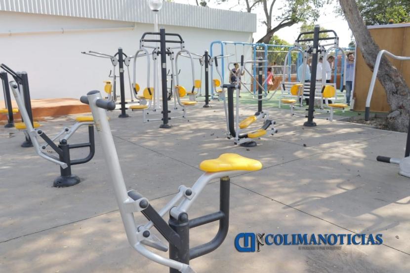 JIPS Chamizal 3 - Entrega Gobernador Parque Deportivo en El Chamizal