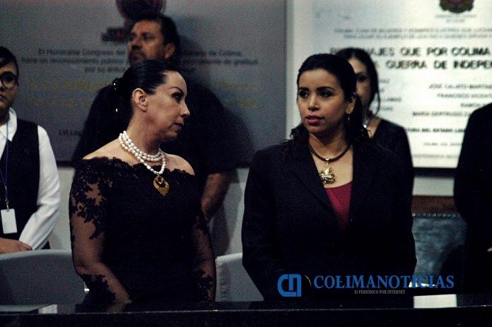 Jazmín García y Claudia Aguirre 696x463 - Reintegran oficialmente a Jazmín García y Claudia Aguirre a la bancada de Morena