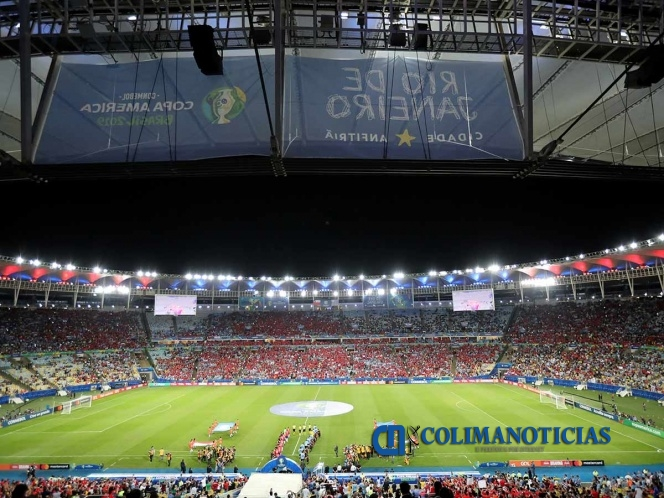 Listos los cuartos de final de la Copa América - Listos los cuartos de final de la Copa América