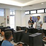 Nemer Narchi Aramis Olivos y Omar Cervantes Laboratorio de Oceanología 150x150 - UdeC, sede de la segunda reunión del laboratorio de Oceanografía Social