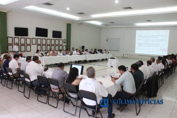 Supremo Tribunal de Justicia 696x464 - Bernardo Salazar hace gestiones internacionales para cumplir con equipamiento para salas de oralidad