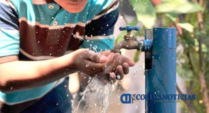 agua de abasto público