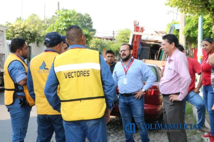 campaña de descacharrizacion en tecoman