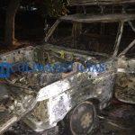 Arde camioneta durante la madrugada en El Colomo 150x150 - Arde camioneta durante la madrugada en El Colomo
