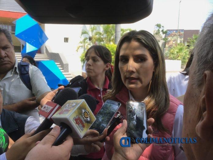 Margarita Moreno González 696x522 - CADIs en Colima están al tope: Moreno González