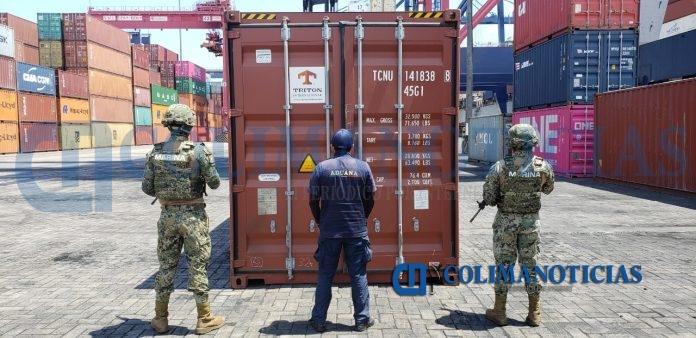 Marina Armada de México asegura más de 60 kilogramos de presunta cocaína en Manzanillo 3 696x338 - Marina Armada de México asegura más de 60 kilogramos de presunta cocaína en Manzanillo