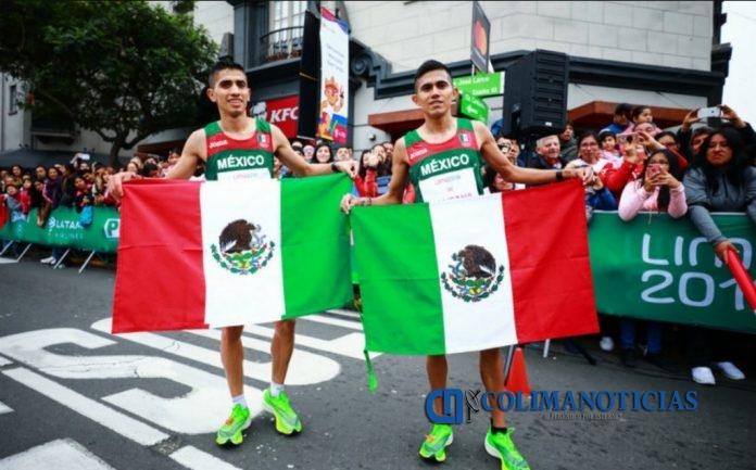 Mexicanos Ganan Panamericanos 696x433 - Plata y Bronce para México en la maratón de Lima 2019