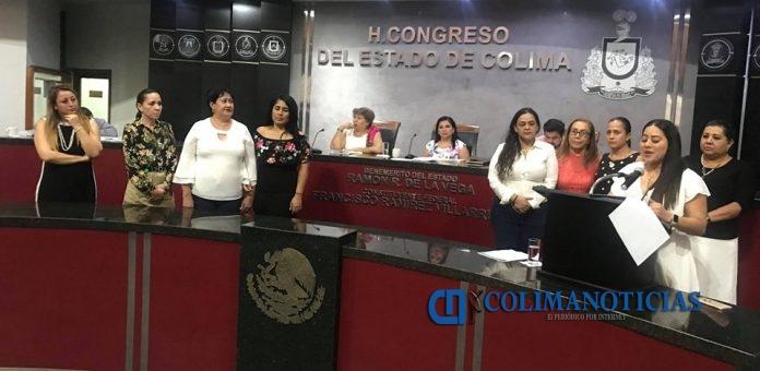 bancada de género 696x340 - Congreso exhorta a Fiscalía investigar presunta agresión del Alcalde de Armería