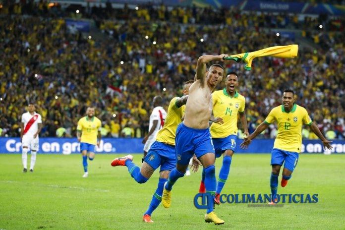 brasil campeón 696x464 - Brasil campeón de la Copa América