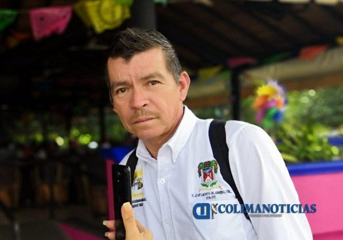 Carlos Guzmán Barajas 696x486 - Registró Armería 80% en ocupación hotelera durante el periodo vacacional