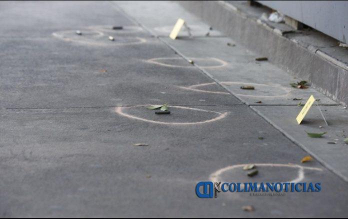 balacera 696x438 - Enfrentamientos en Tepalcatepec, Michoacán; aún no hay saldo de muertos o heridos