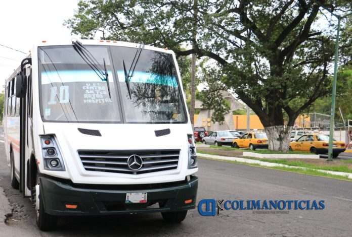 urbano ruta colima transporte 696x470 - Implementará Movilidad operativo para garantizar tarifa preferencial